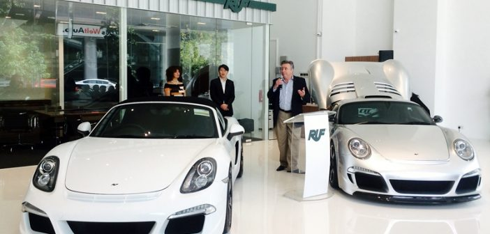 Porsche once again sets new records for deliveries