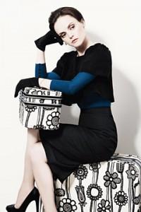 Christina Ricci for Fashionaire