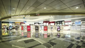 The Shilla Duty Free Cosmetics & Perfumes Terminal 3 Arrival Store