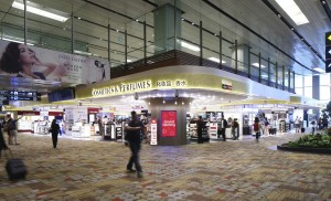 The Shilla Duty Free Cosmetics & Perfumes Terminal 1 Departure