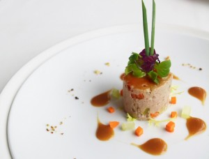 Country Duck Pate Appetizer