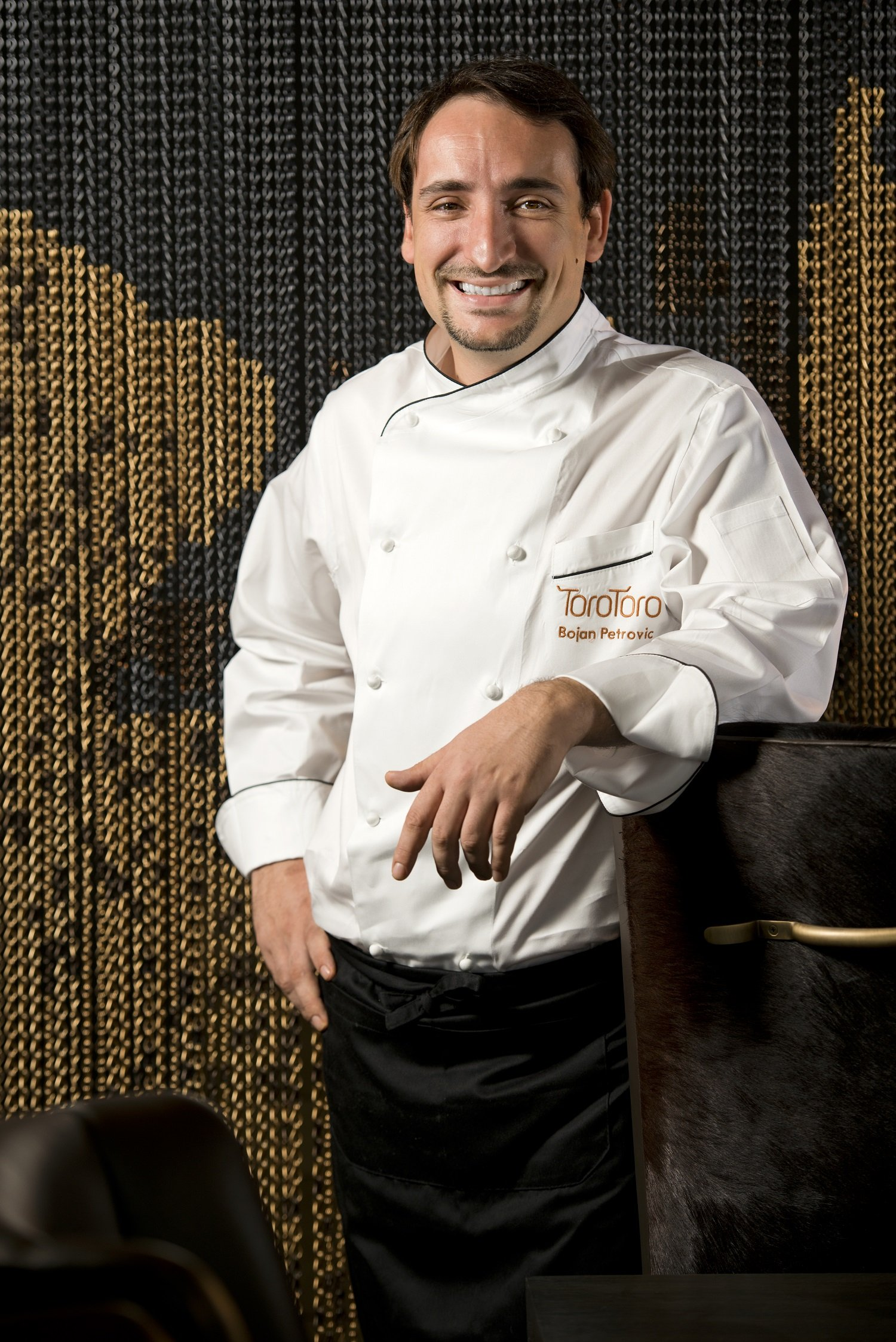 Bojan Petrovic, Executive Chef, Toro Toro