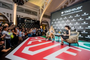 Sharapova & Chang Event 27