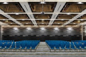 07 The Westin Doha - ballroom - theatre set up