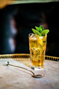 M2 - Martell - Crisp Green Tea Cocktail