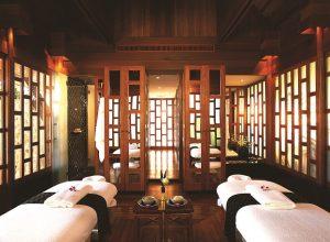 Amanpuri - Spa  Treatment Room