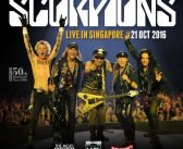 50th Anniversary Tour – Live In Singapore !