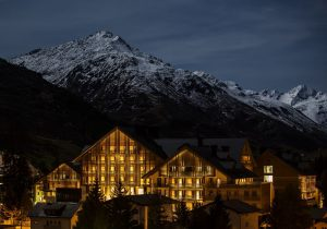 Archi 3 The Chedi Andermatt Exterior