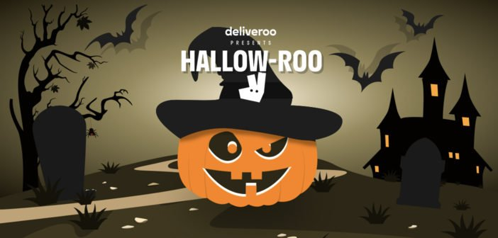 Throw a Spooktacular Bash with Deliveroo's Hallow-Roo!