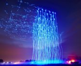 DBS Marina Regatta makes Asia history with first public intel drone light show !