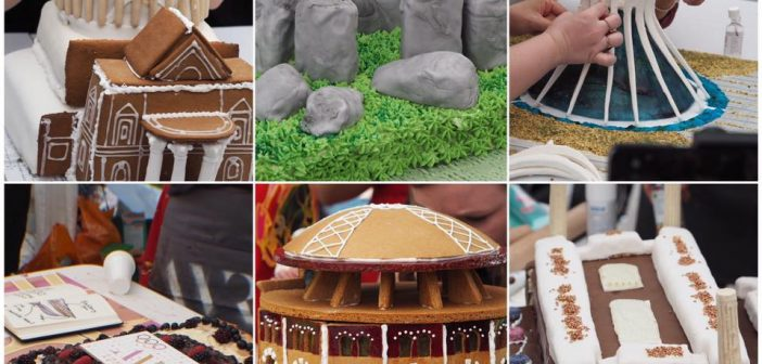 WATG presents – The Great Architectural Bake-Off