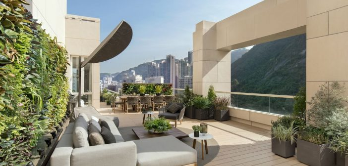 Luxury Homes: Inside the multimillion-dollar Morgan Penthouse in Hong Kong