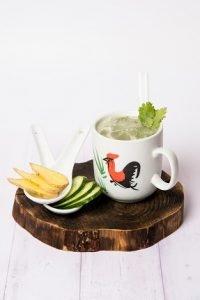 Signature Cocktail - Chop Chop Lah