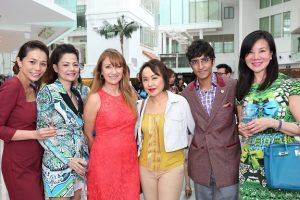 Ginny Chew, Suguna Madhavan, Jane Seymour, Jane Luhur, Karan Tilani, Marie Wong