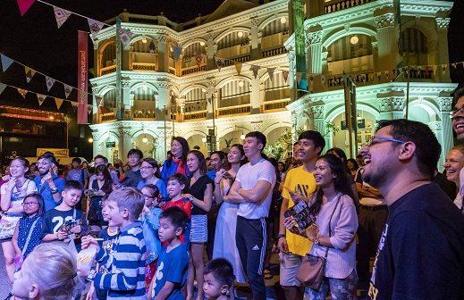 Armenian Street Party: Living Peranakan