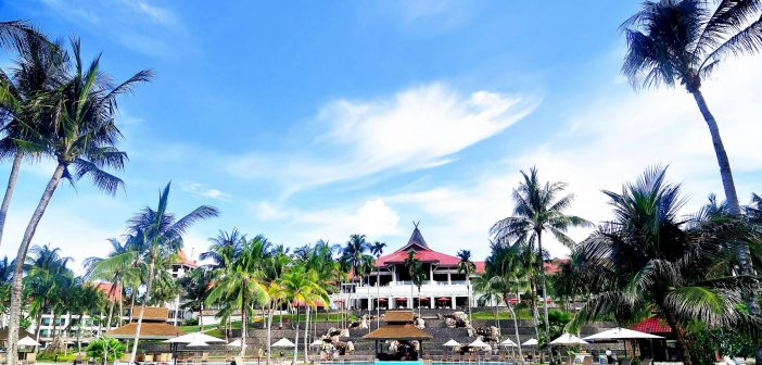 BINTAN LAGOON RESORT goes Retro for the New Year celebrations !