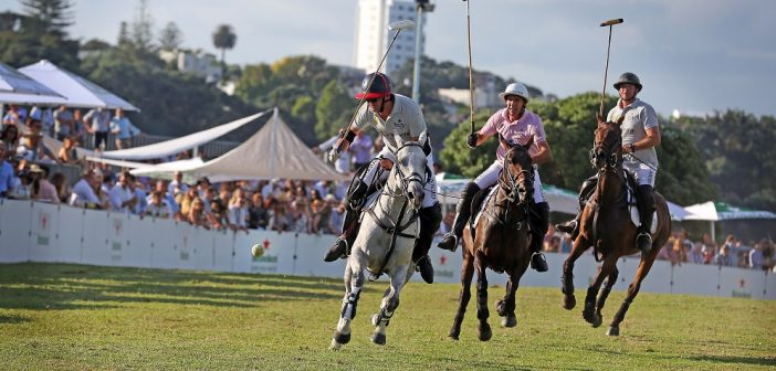 Urban Polo goes international on the doorstep of the Marina Bay Sands